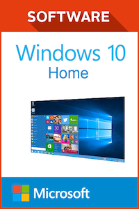 Microsoft Windows 10 Home 32-bit/64-bit OEM (ESD)