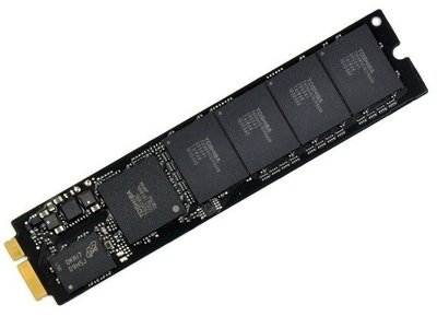 MACBOOK AIR A1370 11'' SSD opslag uitbreiden
